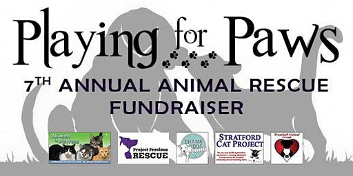 Playing for Paws 7th Annual Animal Rescue Fundrais