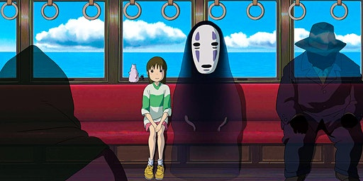 Spirited Away (2002 Digital)