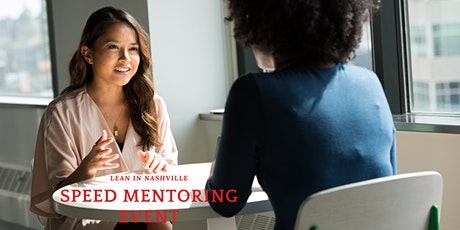 Speed Mentoring Event by LEAN IN NASHVILLE tickets