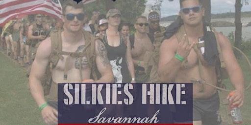 Irreverent Warriors Silkies Hike - Savannah, GA