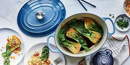 Cooking With Le Creuset Cooking Class