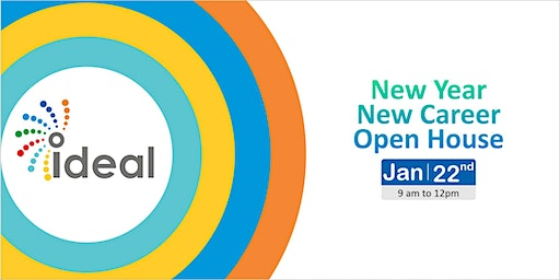 New Year, New Career - Open House