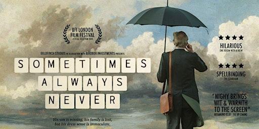QFA - Sometimes, Always, Never