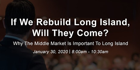 If We Rebuild Long Island, Will They Come? tickets