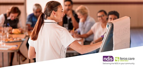 GP Connect NDIS Information Session tickets