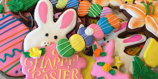Spring / Easter Cookie Decorating Class