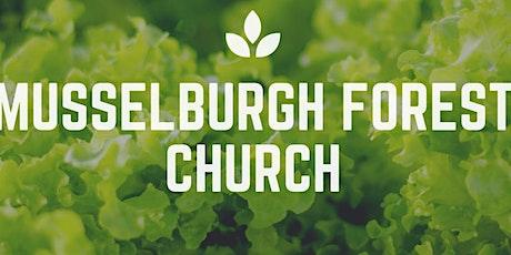 Musselburgh Forest Church - Spring tickets