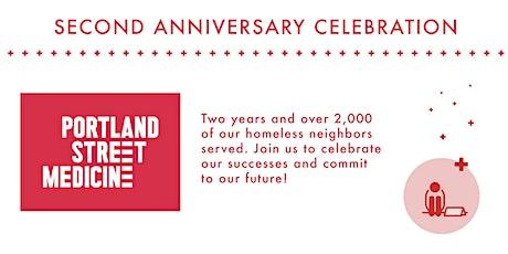Portland Street Medicine: Second Anniversary Celebration! tickets