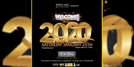 Rendez-Vous | The Return - Welcome To 2020 tickets