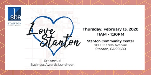 10th Annual Business Awards Luncheon