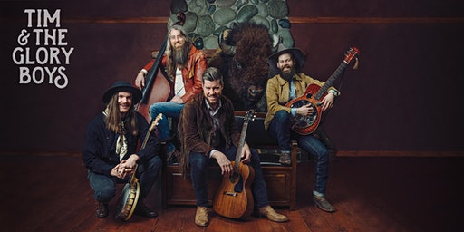 Tim & The Glory Boys - THE BUFFALO ROADSHOW - Saanichton, BC