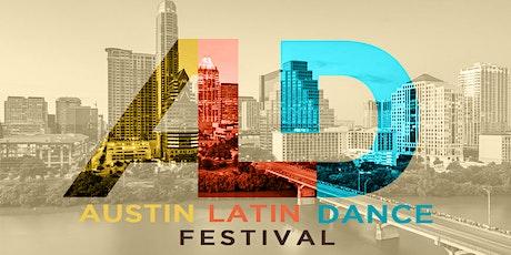 Austin Latin Dance Fest 2020 tickets