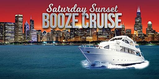 Saturday Sunset Booze Cruise on May 9th