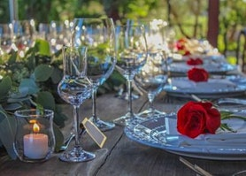 Winemakers Dinner, Valentines Day
