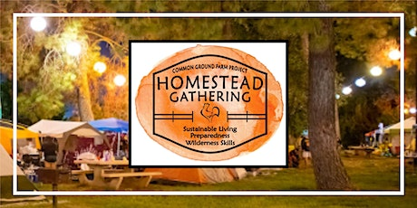 Homestead Gathering tickets