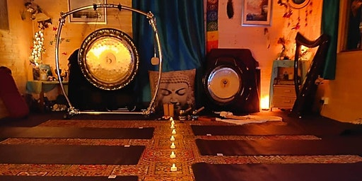 Aquarius New Moon Gong