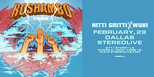Nitti Gritti - Stereo Live Dallas