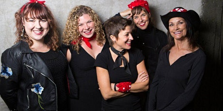 Ashleigh Flynn and The Riveters tickets
