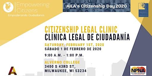 Citizenship Legal Clinic   Clínica Legal de Ciudadanía