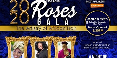 2020 Roses Gala tickets