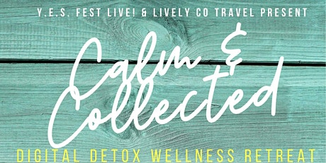 Y.E.S. to LIVELY: Calm & Collected Digital Detox Retreat, Austin TX Style! tickets