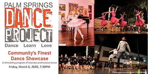 PS Dance Project Presents:  COMMUNITY'S FINEST DANCE SHOWCASE