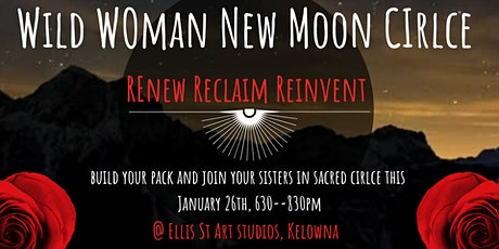 Wild Woman New Moon Circle tickets