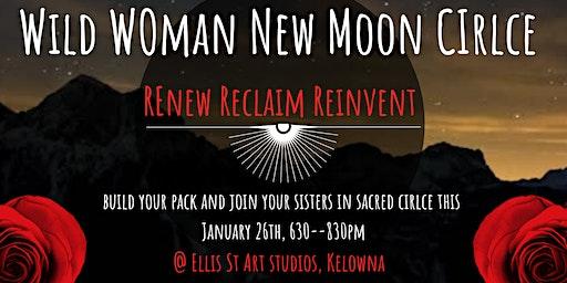 Wild Woman New Moon Circle