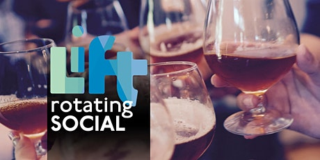LIFT's Rotating Monthly Social - Gladstone in Courtenay tickets