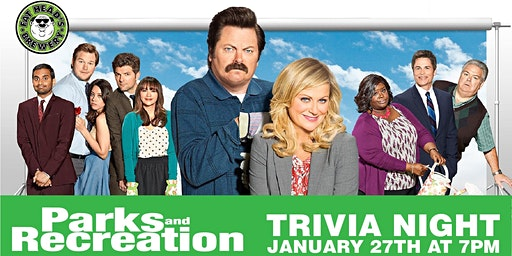 SOLD OUT: Parks and Rec Trivia Night at Fat Head's Brewery