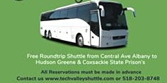 FREE Monthly Prison Shuttle Service