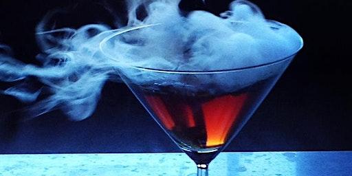 Crazy Creative Cocktail Class & Charcuterie
