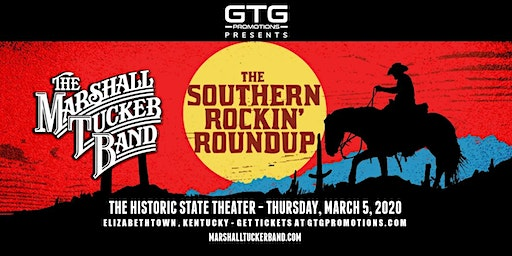 The Marshall Tucker Band with Crawford & Power