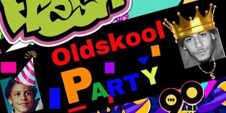 Jerome's aka jryhmas Fresh 30th oldskool party tickets