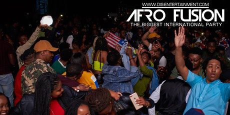 Afrofusion Chicago |HipHop; AfroBeats; Soca, Reggae Party tickets
