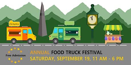 Bennington Food Truck Festival tickets