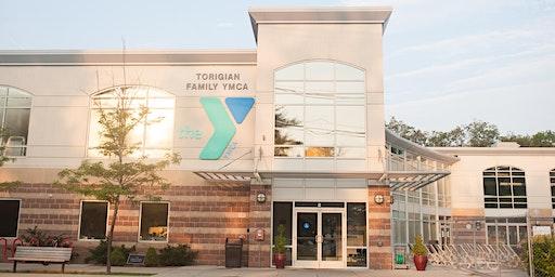 Community Gym & Swim at the Torigian Family YMCA