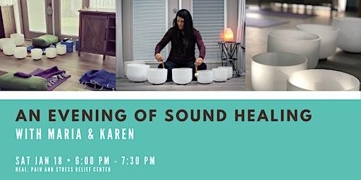 An Evening of Sound Healing