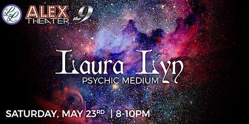 LAURA LYN, psychic medium