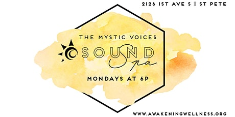 Sound Spa with Mystic Voices tickets