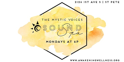 Sound Spa with Mystic Voices