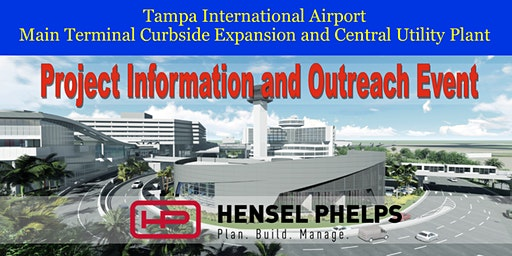Hensel Phelps MTCE Project Information and Outreach Event
