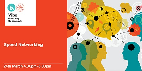 Blinc Vibe Event - Speed Networking tickets
