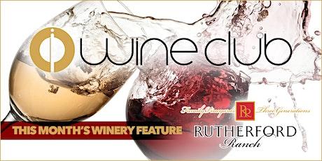 January iO Wine Club tickets