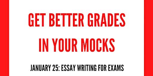 Junior Cert Exams Writing Skills Course