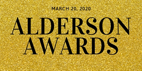 Alderson Awards 2020 tickets