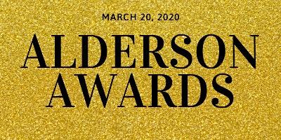 Alderson Awards 2020