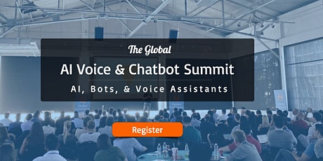 Voice Summit 2020: AI, Voice & Chatbots tickets