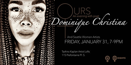 Ours: An Evening with Poet Dominique Christina And Seattle Women Artists tickets