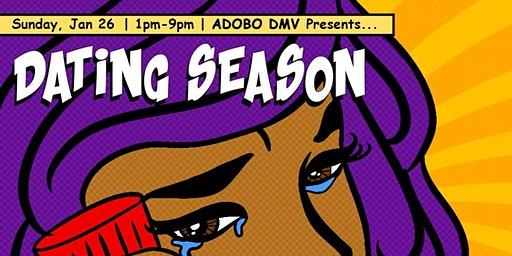 Dating Season • A Speed Dating Event + Day Party by ADOBO DMV